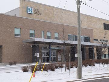 Smiths Falls hospital
