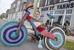 Knitters, crocheters have got the Pan Am spirit in Milton