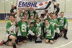 Etobicoke U12 Atom B wins provincial ball hockey gold