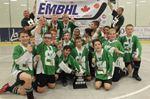 Etobicoke U12 Atom B wins provincial ball hockey gold