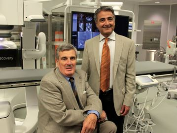 Vascular surgery at Ottawa Hospital embraces the future