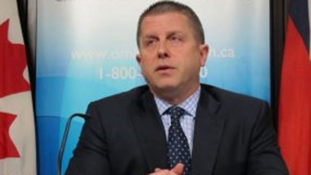 Ontario ombudsman