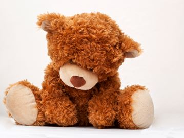 Be teddy bear aware