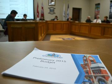 Collingwood Council adds new festival, waterfront plan to 2015 budget