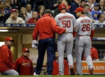 Cards ace Adam Wainwright out for season with torn Achilles-Image1