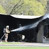 Clarington fire crews on scene of rural blaze