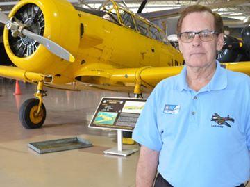 CWH pilot Bill Craig