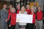 Big donation for Meaford hospital