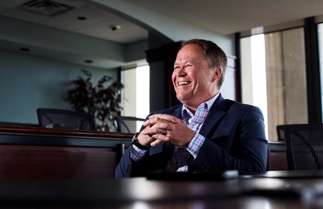 Business exec Henderson back home to talk about time at giants like GM, Qualcomm