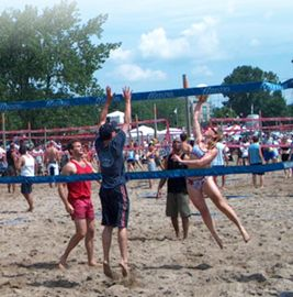 Icewave GTA/Toronto Beach Volleyball Event for SickKids