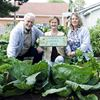 Garden collective celebrates successful first year