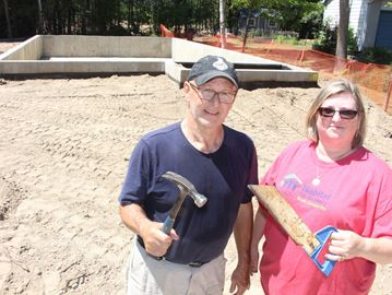 Habitat for Humanity seeks volunteers for blitz build in Wasaga Beach