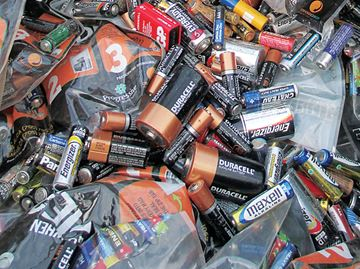 Simcoe County, Barrie residents thanked for recycling batteries