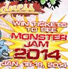 Monster Jam ticket contest