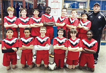West Ottawa U12 boys soccer team to play in England– Image 1