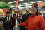 Orillia's Salvation Army kicks off season with kettle campaign
