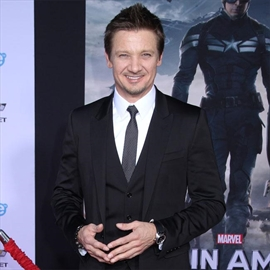 Jeremy Renner not worried -Image1
