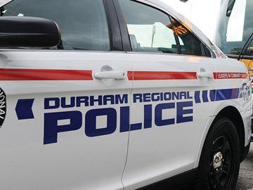 Durham Regional Police Cruiser