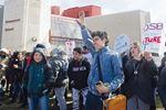 Greenwood school protest