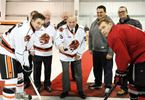 North Kawartha Knights first home game - Sept. 20, 2014