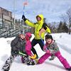 Families still Jam in Collingwood on coldest weekend of the year
