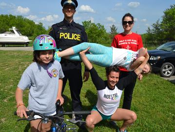 Collingwood celebrates health and fitness day June 6
