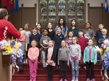 Hear Tempus' new children's choir Friday night in Oakville