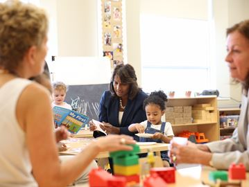 Wynne taps Naidoo-Harris to be early years and child care minister
