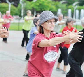 Keep calm and tai chi on– Image 1
