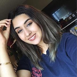 Amina Kapadia, 18