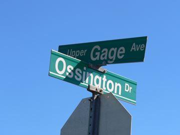 Upper Gage Avenue