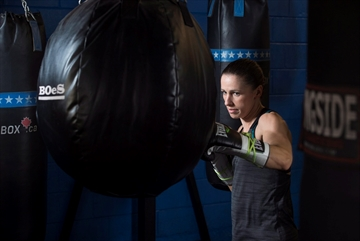 Bujold ready to rewrite Olympic story-Image1