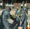 VIDEO: Illegal Cannon Street chemical lab bust