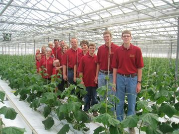 VanderHout clan named HWFA Farm Family of the Year