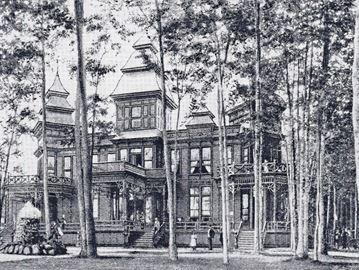 Long Branch Hotel