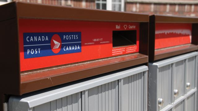 Mail strike possible starting Monday