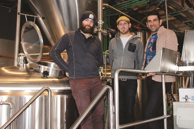 Abe Erb Opens Brewhouse In Downtown Kitchener