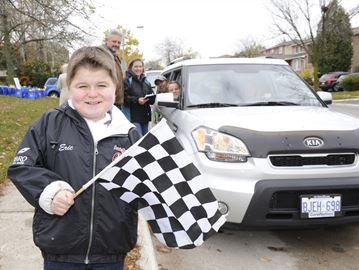 Eric's Amazing Race returns to Burlington
