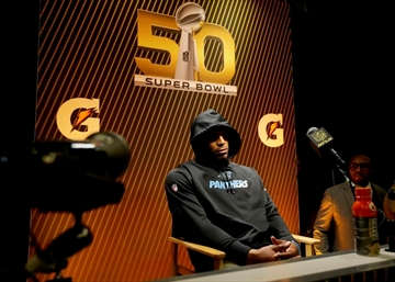 Newton defends actions at Super Bowl: 'I will not conform'-Image1