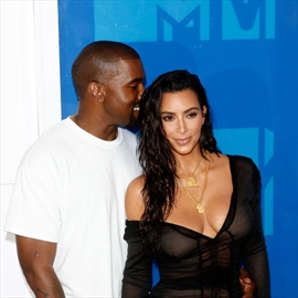 Kim Kardashian West and Kanye West's relationship back on track -Image1