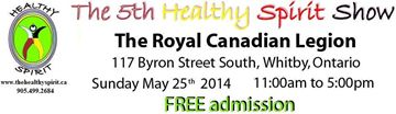 The 5th Healthy Spirit show