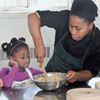 Parent and Daughter Kitchen Essentials