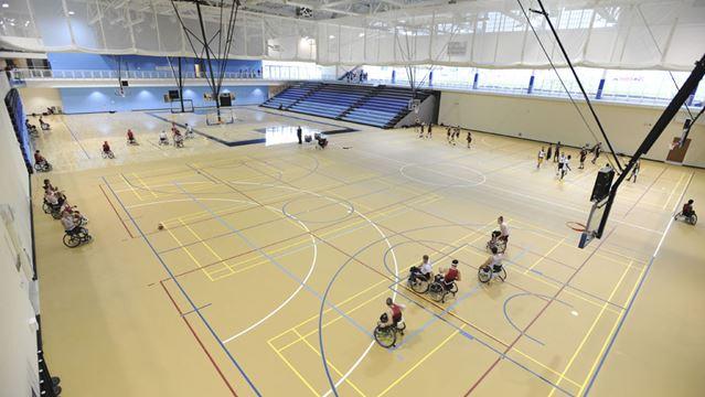 U of T Varsity Blues basketball inaugurates new Toronto Pan Am Sports Centre-image1