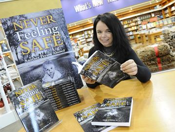 Burlington author's family displaced by dryer fire