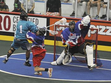 Rochester Knighthawks sweep Jr. NLL Tournament titles, Rock earns two silver and a bronze