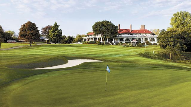 Scarboro Golf and Country Club architect