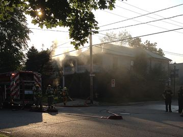 Alliston fire causes $15K in damage