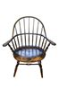 Sack Back Windsor Chair