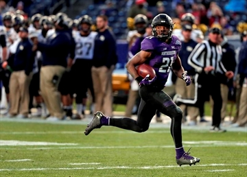 One tough cat: Northwestern's Jackson carries heavy load-Image3