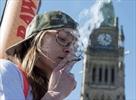 Marijuana rally
